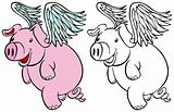 Flying Pig Set