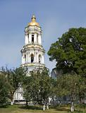 Belltower in Kyiv Pechersk Lavra