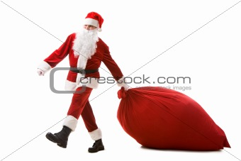 Carrying sack