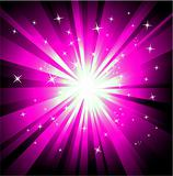 purple magic lightsBackground