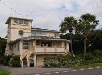 Beach house in Florida