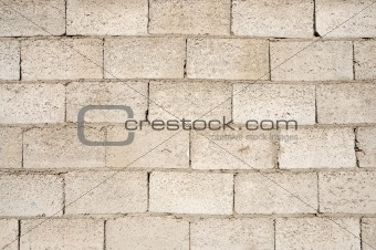 Grey brick wall. Great for background and texture
