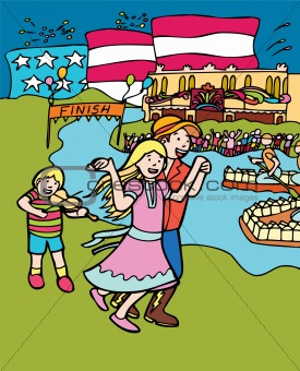 Kid Adventures: Square Dance Festival