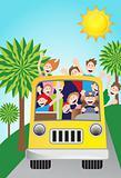 Sunshine Bus Scenic Travelers