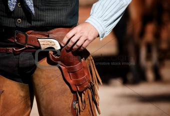 Cowboy&#39;s Waist