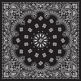 BANDANA-BLACK