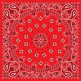 colorful bandana
