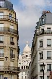 The Sacre Coeur in Paris, France