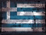 grungy greece