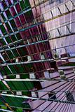 Chromed abstract