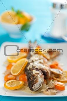 backed seabass