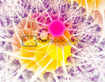 fractal background