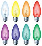 Color light bulb