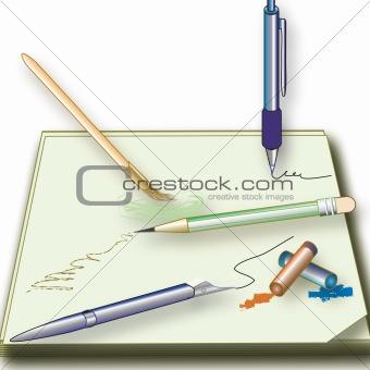 Tools artist