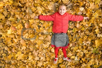 Autumn happiness