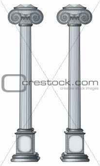 Small column vector