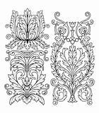 Royal decoration vector