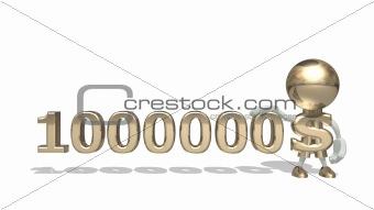 First million dollars