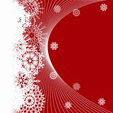 vector illustration of Christmas background