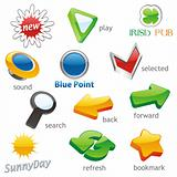 fully editable vector editable web icons with details ready to use