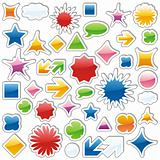 fully editable vector isolated web icons with details ready to use