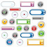 fully editable vector web icons with details ready to use