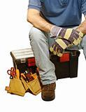 manual worker tools