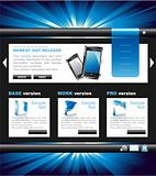 Web Site template for Software House