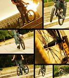 bmx background