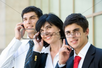 Calling leader