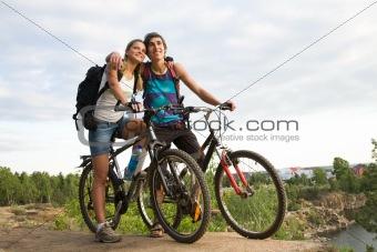Amorous bikers