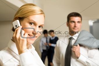 Corporative call
