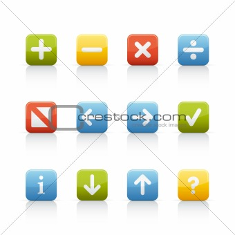 Icon Set - Multimedia
