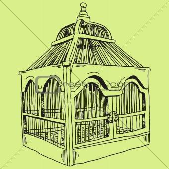 Birdcage Sketch