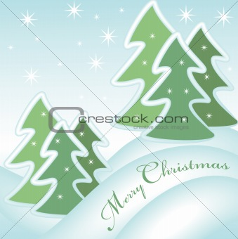 merry christmas greeting card 1
