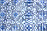 Vintage tiles from Lisbon, Portugal
