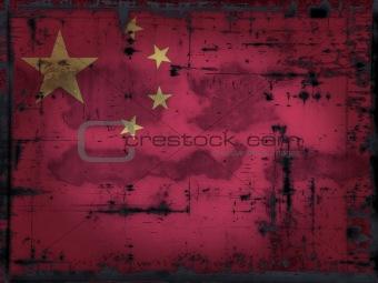 grunge china