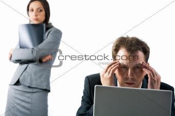 Corporate problems