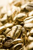 Pure Gold Coffee Beans