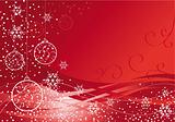 openwork Christmas baubles