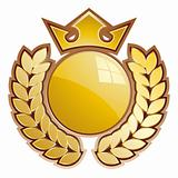 Gold shield