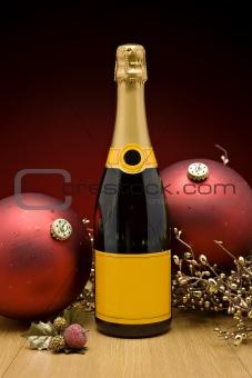 Christmas Champagne
