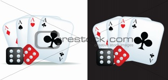 aces and dice