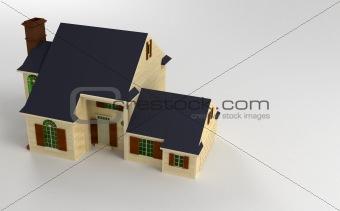 Casa in 3D