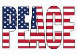 United States of America Peace