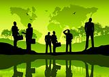 Green Global Business