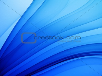 deep blue abstract theme