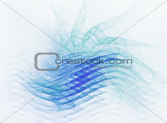 abstract waveforms