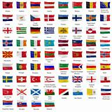 All european flag