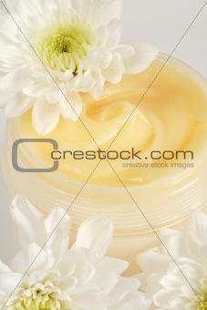 Face or body cream
